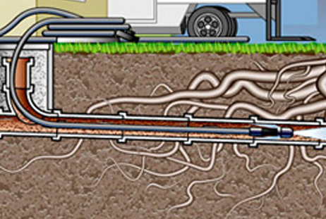 Commercial Plumbing Hydro Jetting