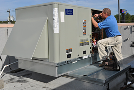 Commercial Air Conditioning & Heating Service and Repair